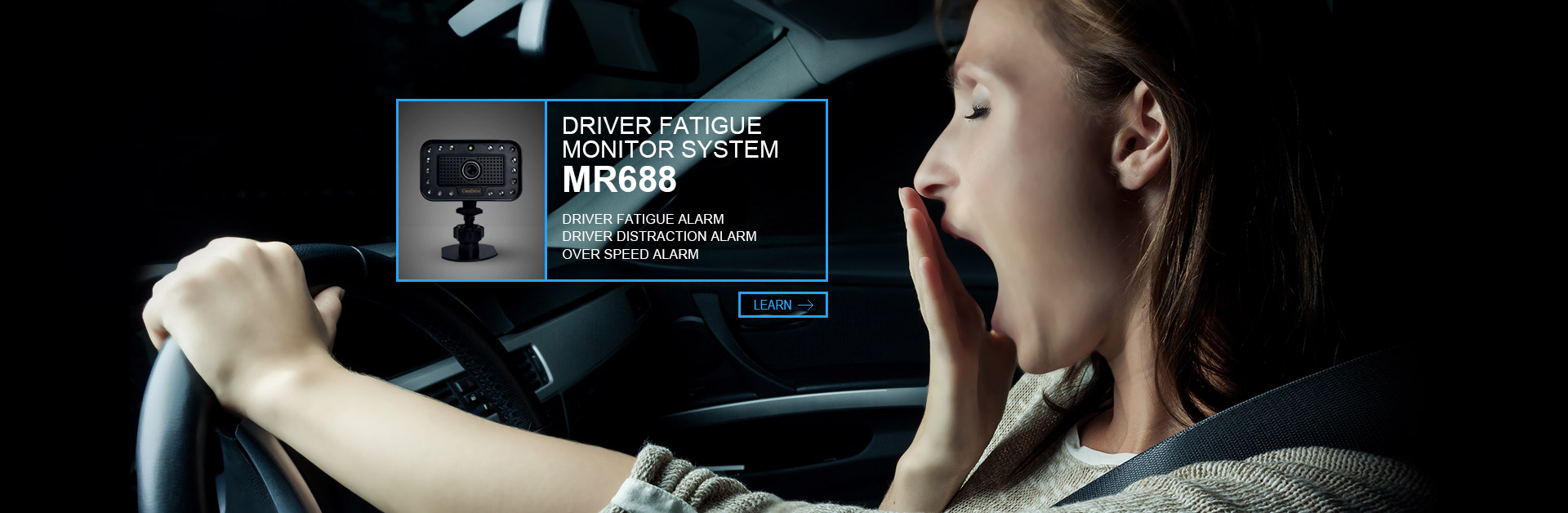 driver fatigue monitor mr688