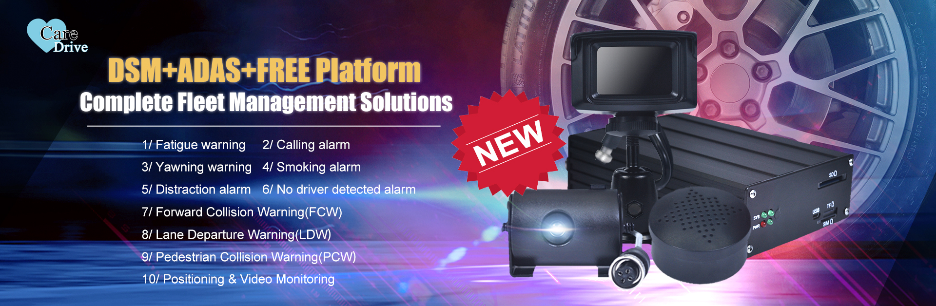 Advanced Driving Assistance System AWJ201
