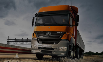 Commercial Vehicle safety solution
